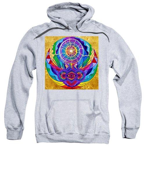 Raise Your Vibration Sweatshirt