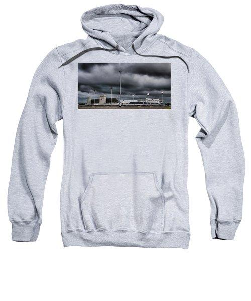 Ralph Wilson Stadium 5803 Sweatshirt