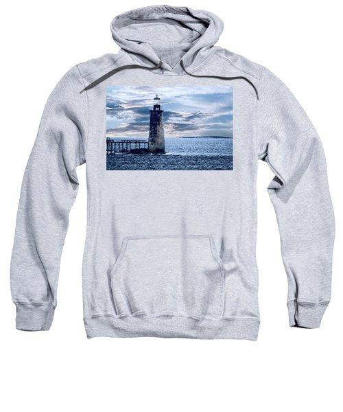 Ram Island Head Lighthouse.jpg Sweatshirt