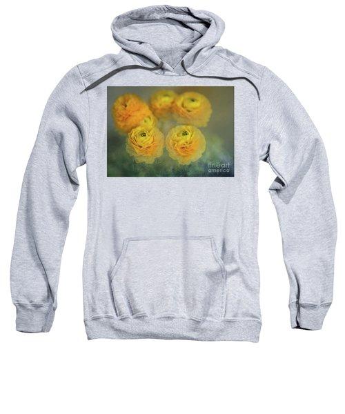 Ranunculus Sweatshirt