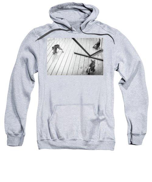 Triple Threat Sweatshirt