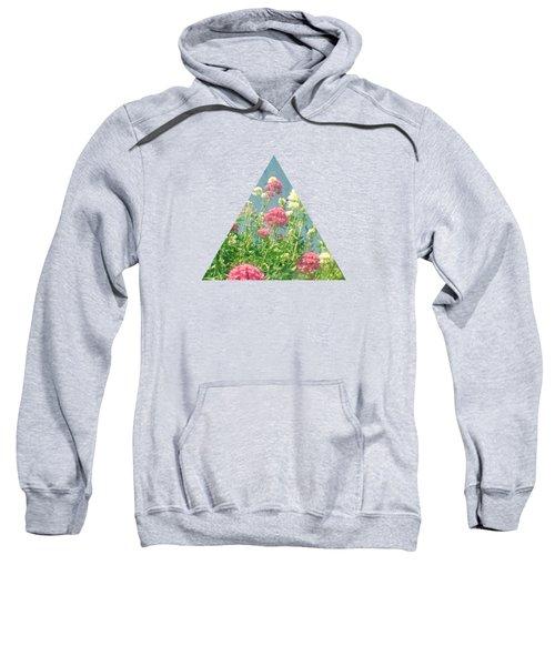 Raspberries And Cream Sweatshirt