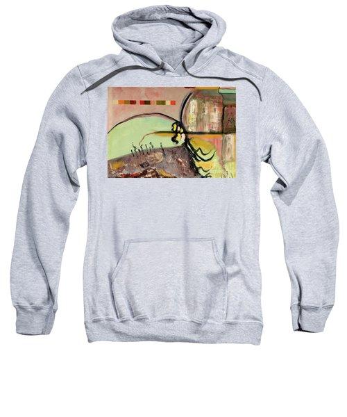 Rational Thought Begins Here Sweatshirt