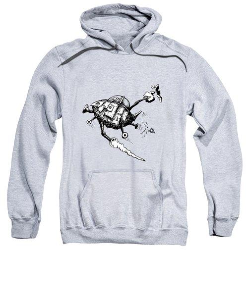 Rats In Space Sweatshirt