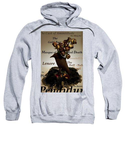 Raven And Roses Sweatshirt
