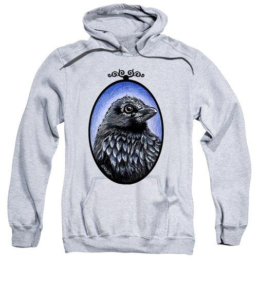 Raven Sweatshirt by Kim Niles
