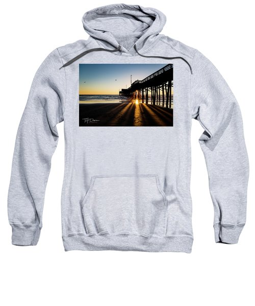 Rays Of Evening Sweatshirt