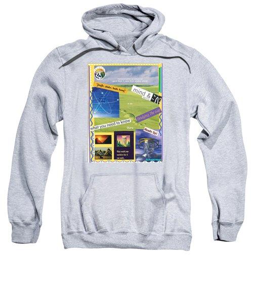 Re-evolution Is At Hand Sweatshirt