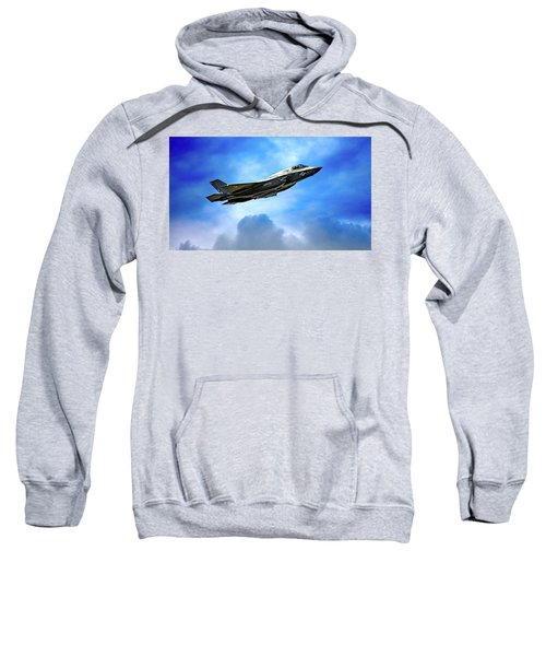 Reach For The Skies Sweatshirt