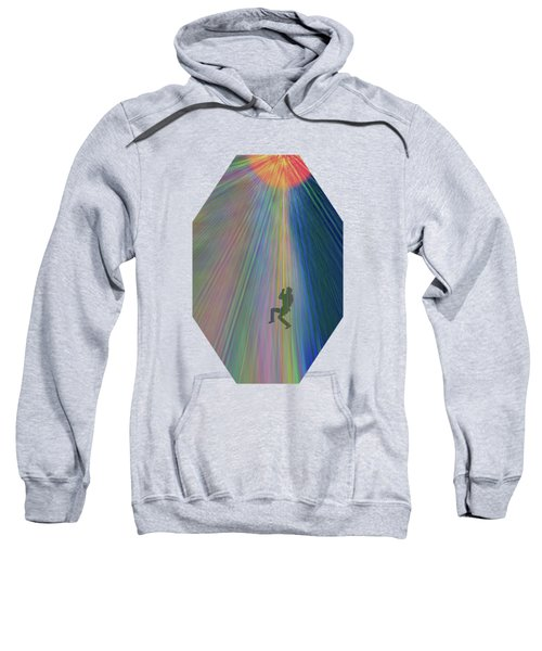 Reach Out And Touch Confidence Sweatshirt