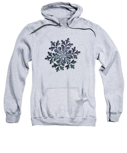 Real Snowflake - Hyperion Dark Sweatshirt
