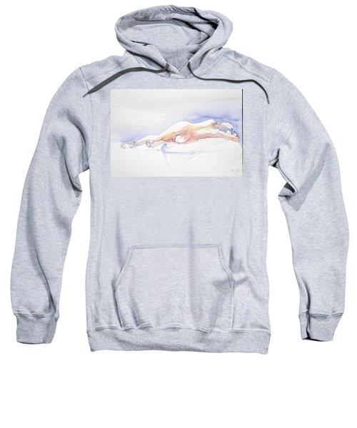Reclining Figure  Sweatshirt