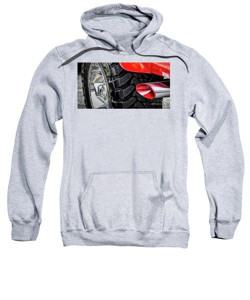 Red 4x4 Sweatshirt
