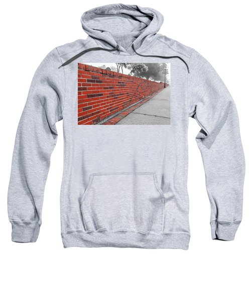 Red Brick Sweatshirt