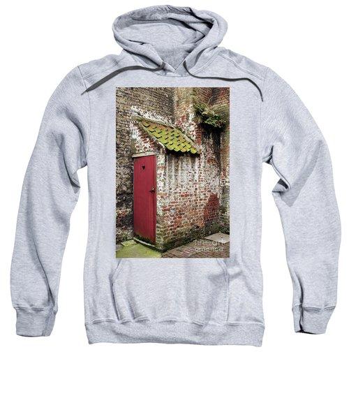 Red Door Sweatshirt