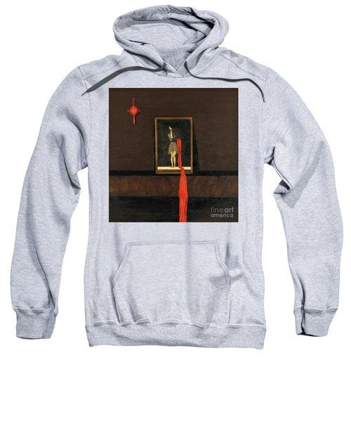 Red Echo Sweatshirt