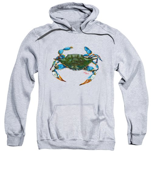 Red Hot Crab Sweatshirt