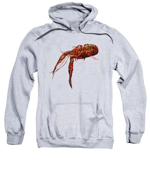 Red Hot Crawfish Sweatshirt