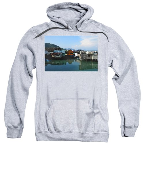 Red House On The Water Sweatshirt