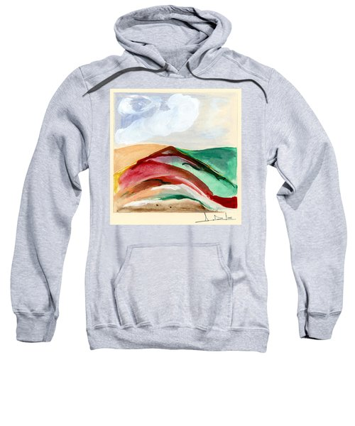 Red Mountain Dawn Sweatshirt