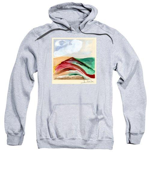 Red Mountain Dawn Sweatshirt
