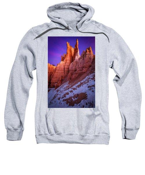 Red Peaks Sweatshirt