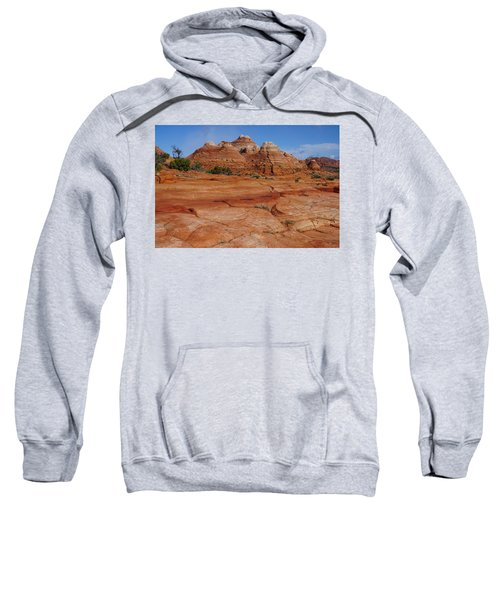 Red Rock Buttes Sweatshirt
