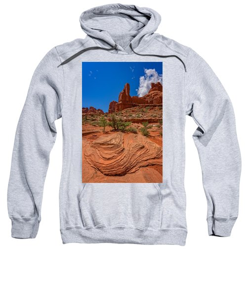 Red Rock Park Avenue Sweatshirt