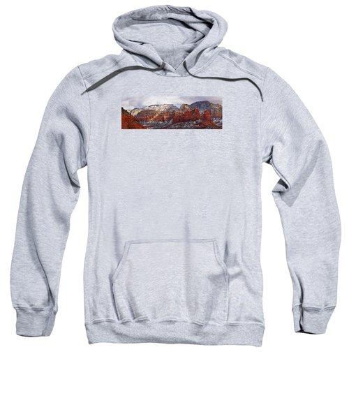 Red Rock Peaks Sweatshirt