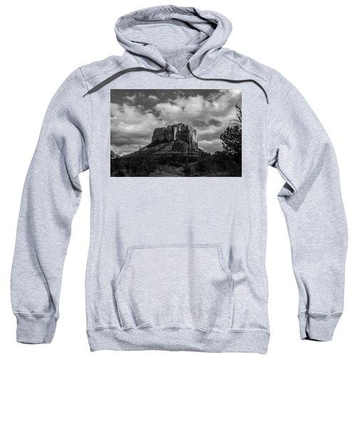 Red Rocks Sedona Bnw 1 Sweatshirt by David Haskett