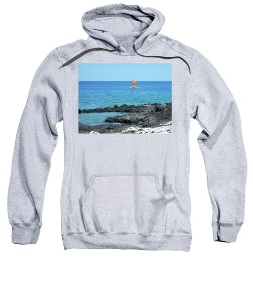 Red Sail Sweatshirt