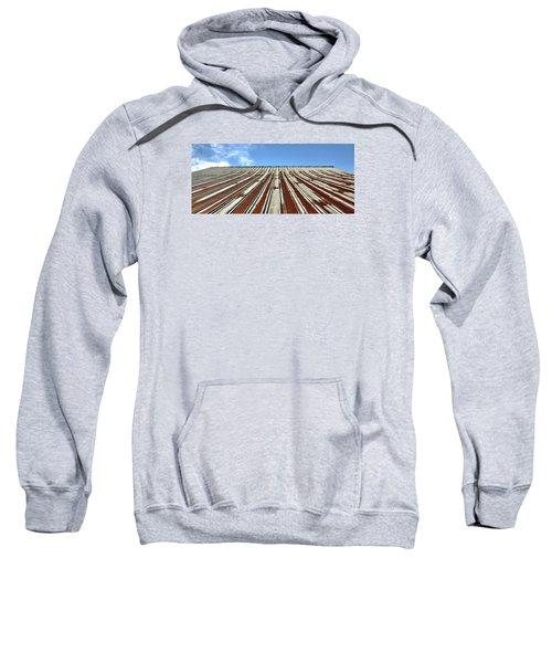 Red Tin Roof Sweatshirt