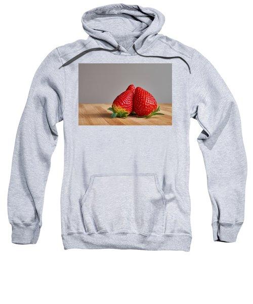 Red Trio Sweatshirt