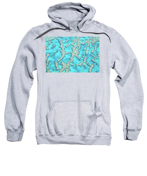 Reef Patterns Sweatshirt