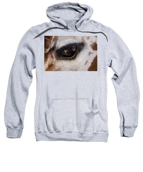 Reflection Of A Friend Sweatshirt