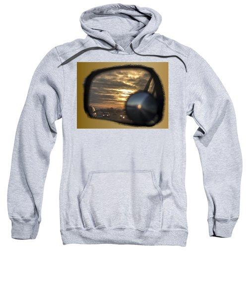 Reflection Of A Sunset Sweatshirt