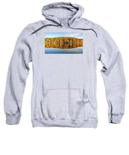 Reflection Of Autumn Sweatshirt