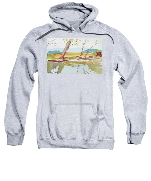 Quiet Stream Sweatshirt