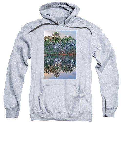 Reflections In The Pines Sweatshirt