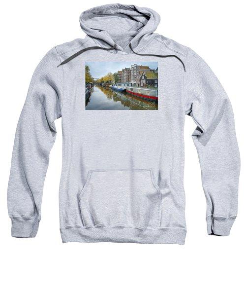 Reflections Of Amsterdam Sweatshirt
