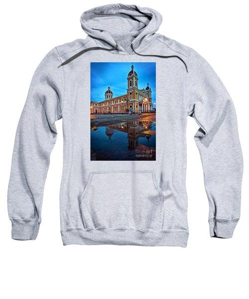Reflections Of Granada, Nicaragua  Sweatshirt