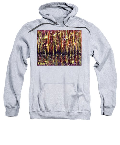 Reflections Of Mt. Dora Florida  Sweatshirt
