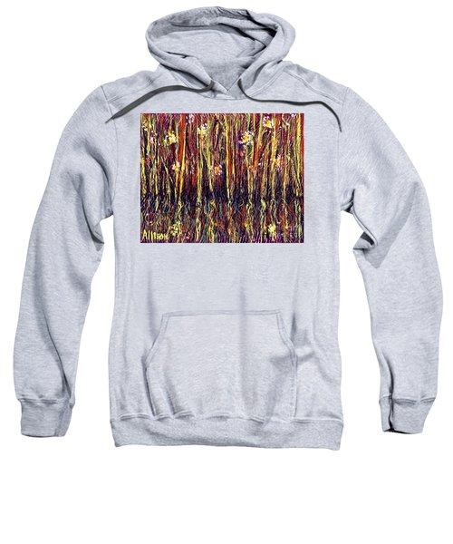 Reflections Of Mt. Dora Florida  Sweatshirt