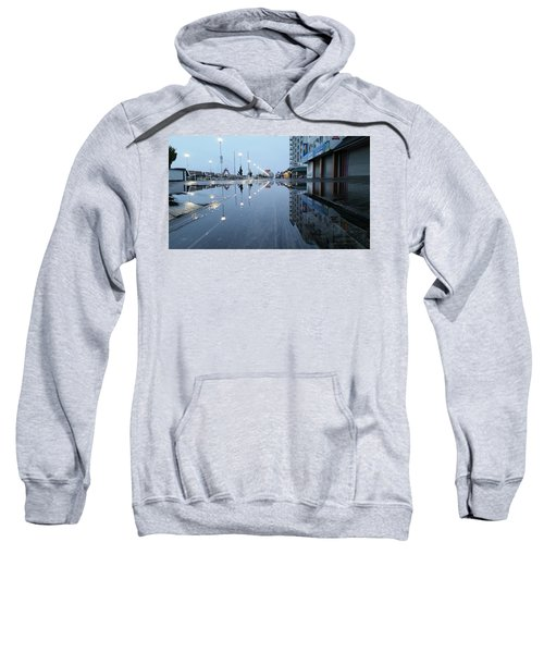 Reflections Of The Boardwalk Sweatshirt