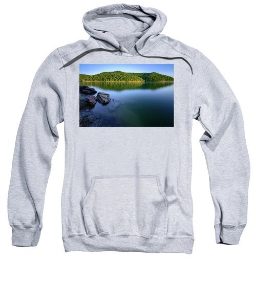 Reflections Of Tranquility Sweatshirt