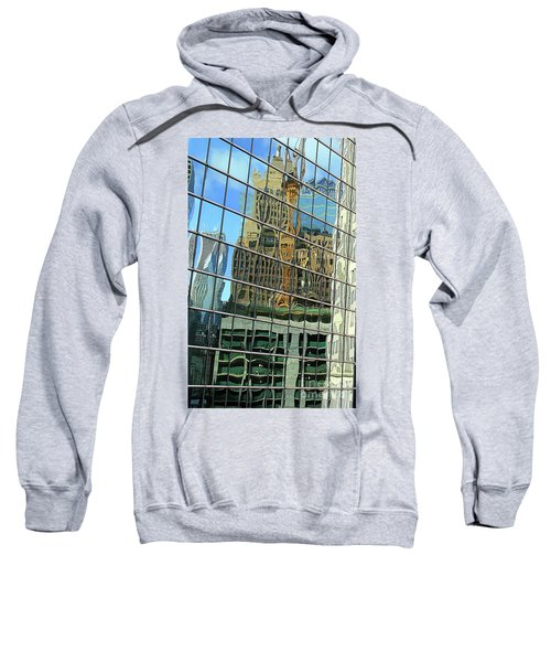 Reflective Chicago Sweatshirt