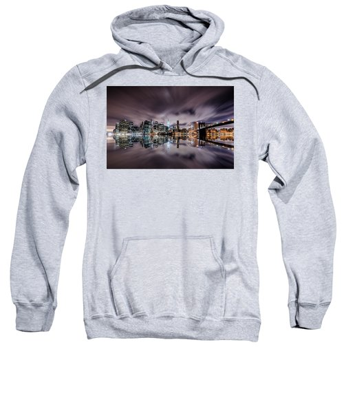 Reflector Adherence  Sweatshirt
