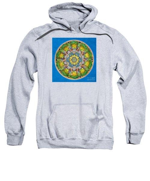 Rejuvenation Mandala Sweatshirt