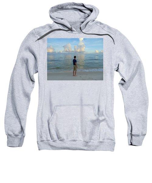 Relaxing By The Ocean Sweatshirt