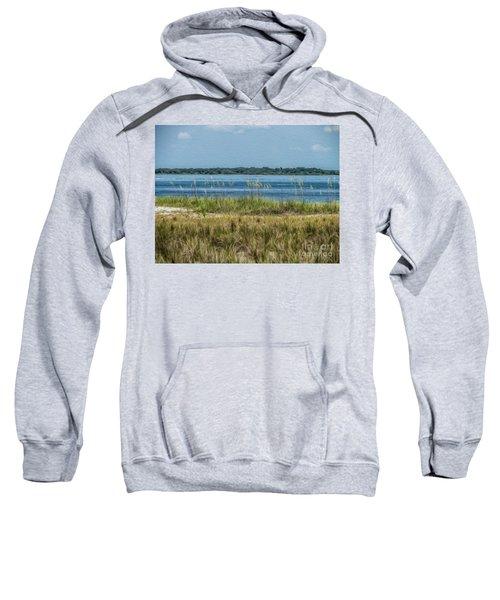 Relaxing On The Island Sweatshirt